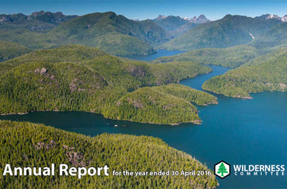 WC Annual Report
