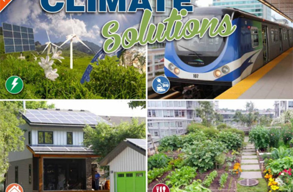 Climate Solutions report