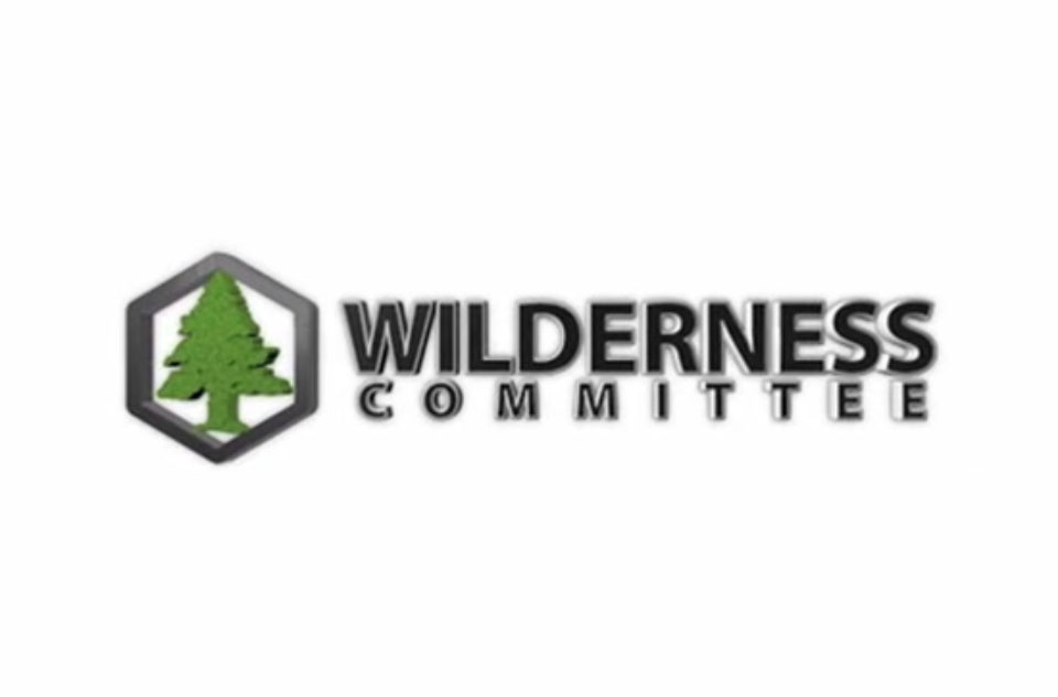 Wilderness Committee animated logo